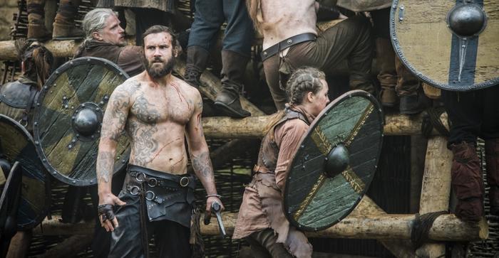 Vikings sexiest scenes | Guide