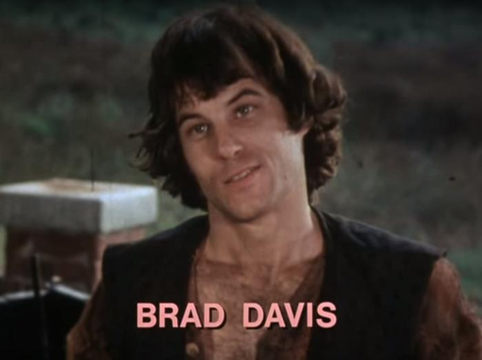 Roots Brad Davis