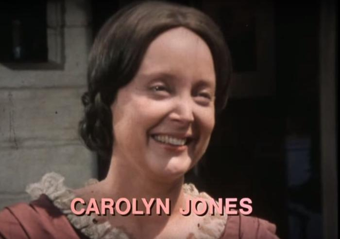 Roots Carolyn Jones