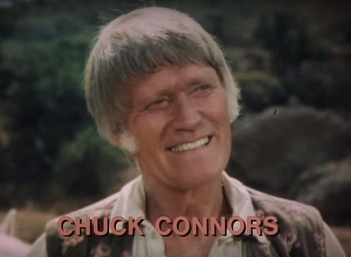 Roots Chuck Connors