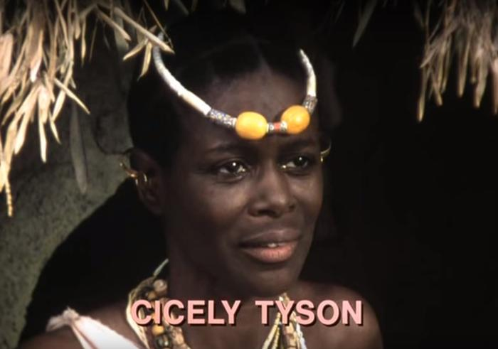 Roots Cicely Tyson