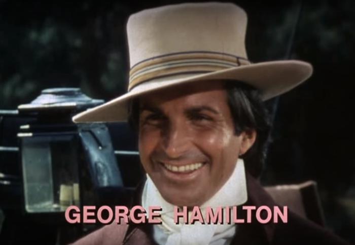 Roots George Hamilton