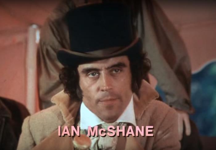 Roots Ian McShane