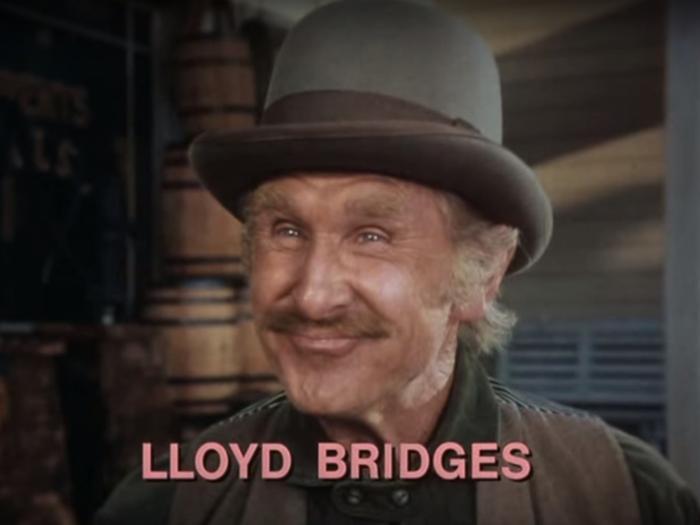 Roots Lloyd Bridges