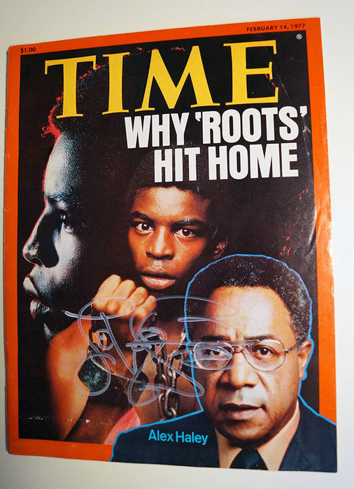 Time magazine Roots