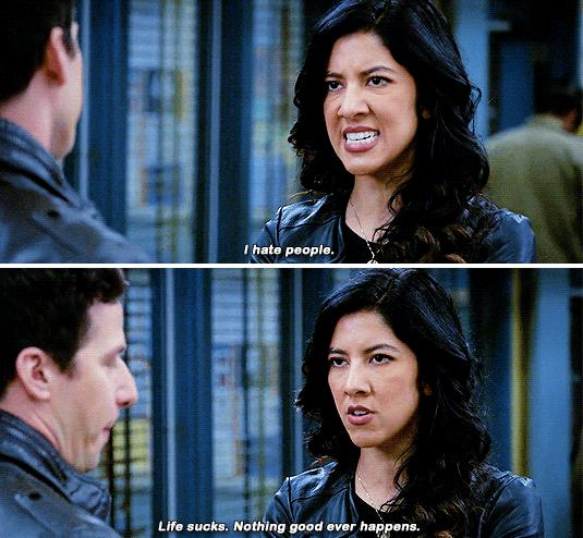 Brooklyn Nine-Nine Rosa