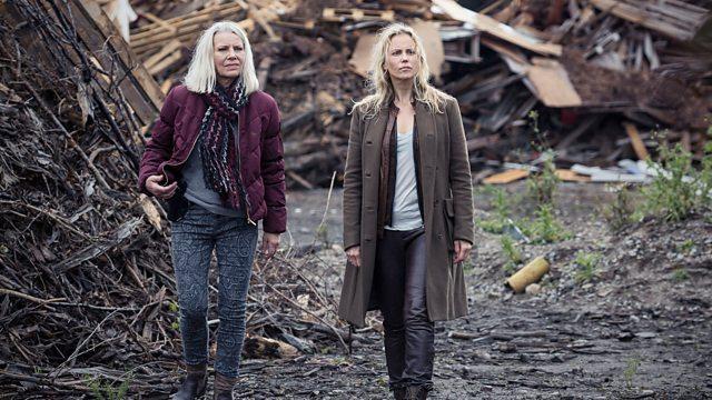 saga and Hanne