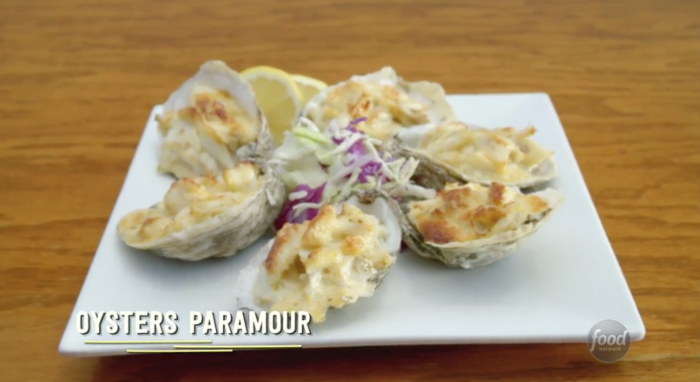 oysters paramour beach eats usa