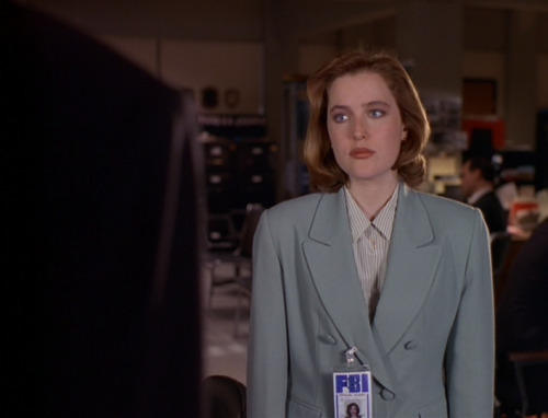 The X-Files Scully