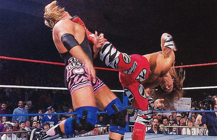 Dark Side of the Ring, Shawn Michaels