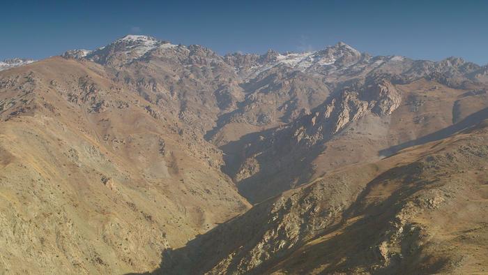 Silk Road - Tajikistan