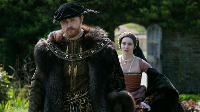 Henry VIII Anne Boleyn