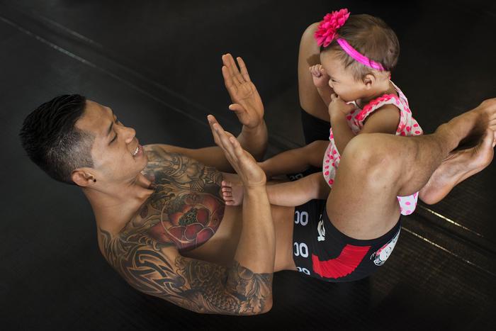 MMA Fighter Martin Nguyen