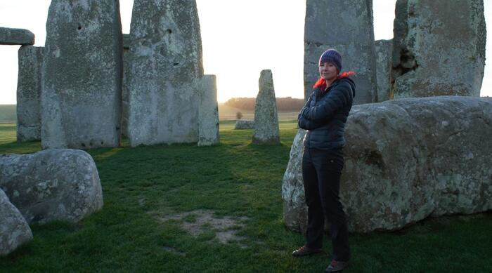 Stonehenge: The Lost Circle Revealed, Dr Alice Roberts