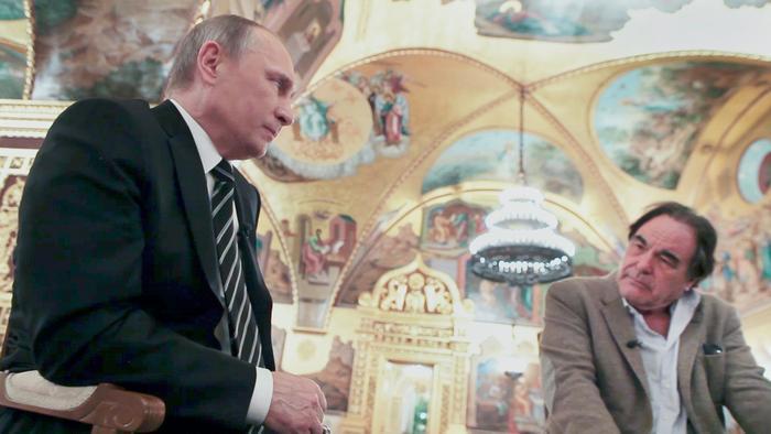 Oliver Stone - Putin