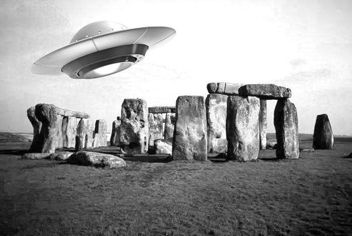 Stonehenge versus aliens