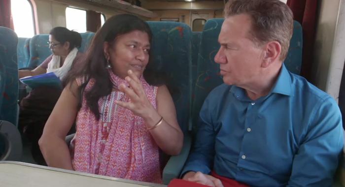 Professor Sucheta Mahajan great indian railway journeys
