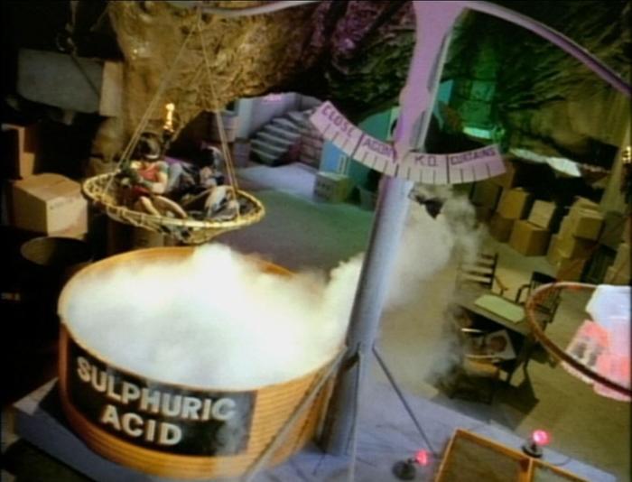 penguin batman acid