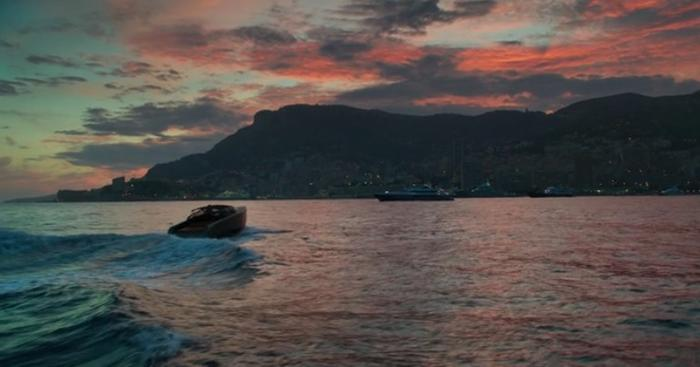 Riviera sunset