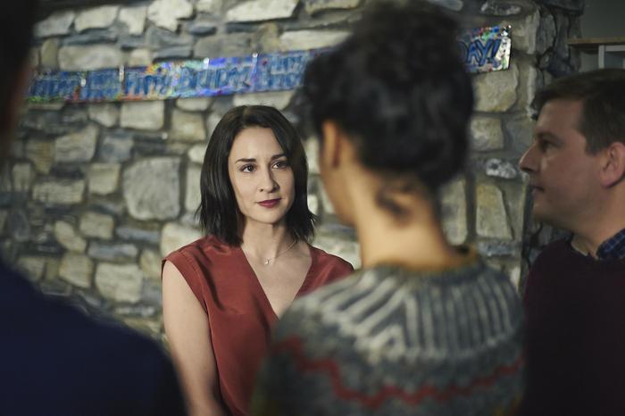 The A Word season 1 - Morven Christie, Vinette Robinson
