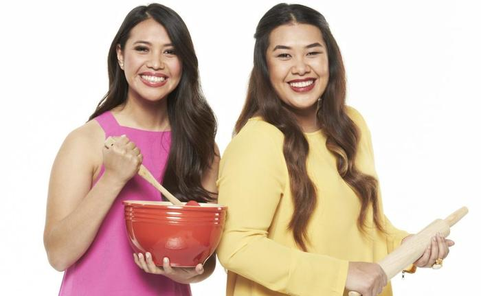 Tasia and Gracia Seger my kitchen rules