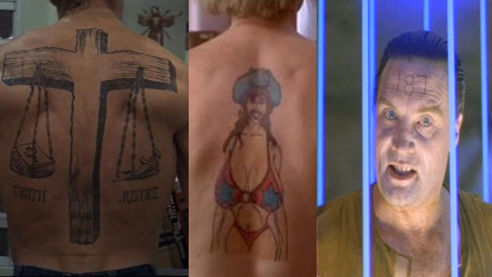The Greatest Tattoos In Pop Culture Guide