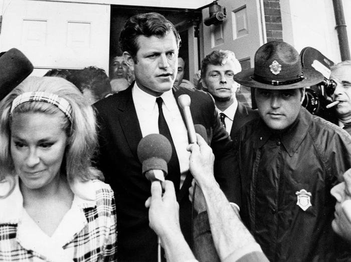 Sen. Ted Kennedy Chappaquiddick Incident