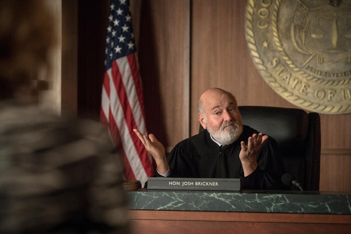 The Good Fight Rob Reiner