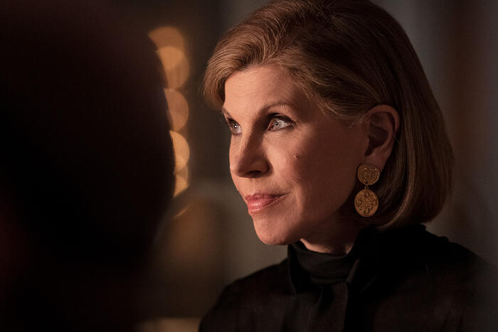 The Good Fight - season 5, Christine Baranski