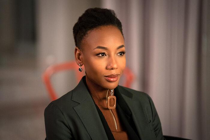 Charmaine Bingwa in The Good Fight S5