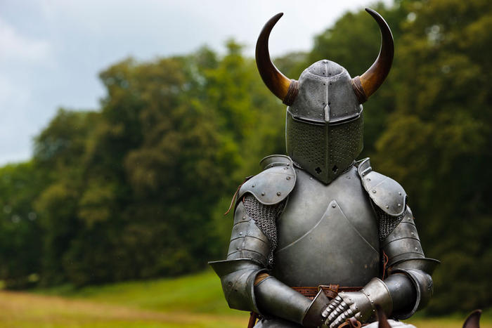 The Hollow Crown - Armour