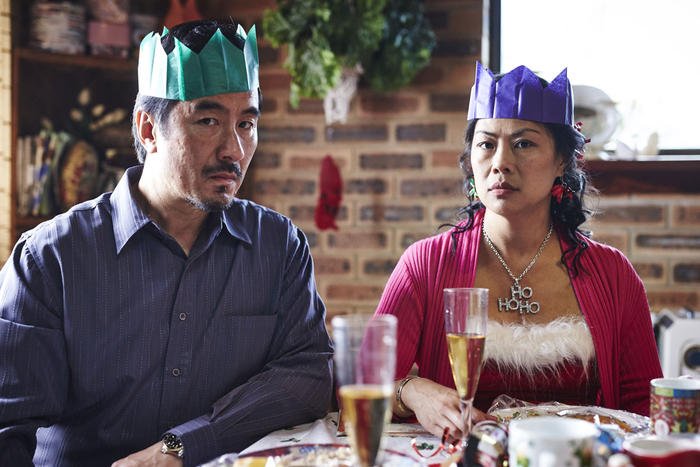 The Family Law christmas