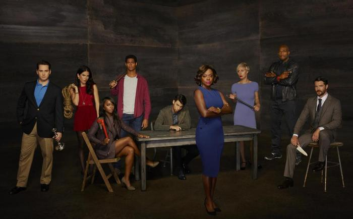 how to get away with murder non white shows