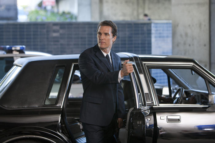 The Lincoln Lawyer Matthew McConaughey