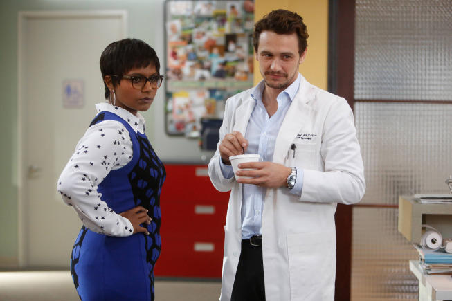 The Mindy Project James Franco