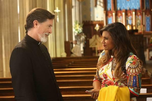 The Mindy Project Stephen Colbert