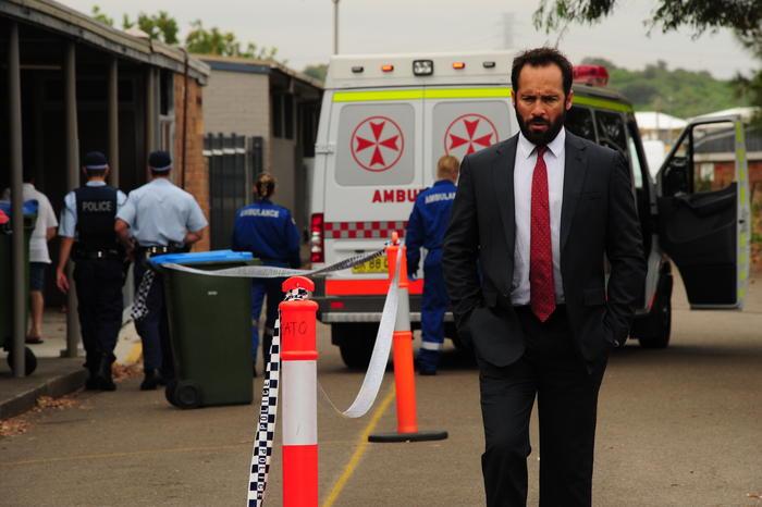 the principal ambulance