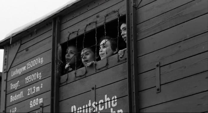 Schindler women Auschwitz