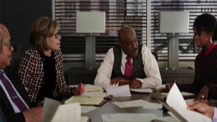 The Good Fight lawyers