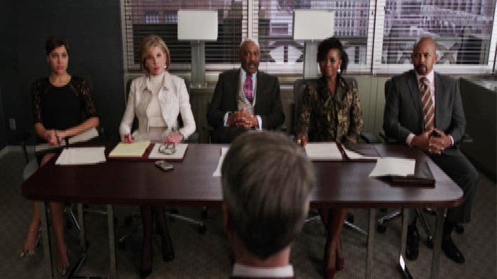 The Good Fight meeting