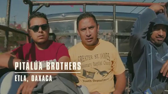 The Last Shot brothers