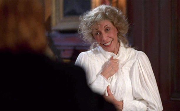 The X-Files, Lily Tomlin