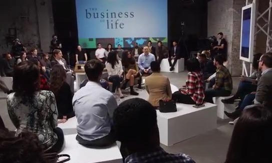 The Business of Life topics