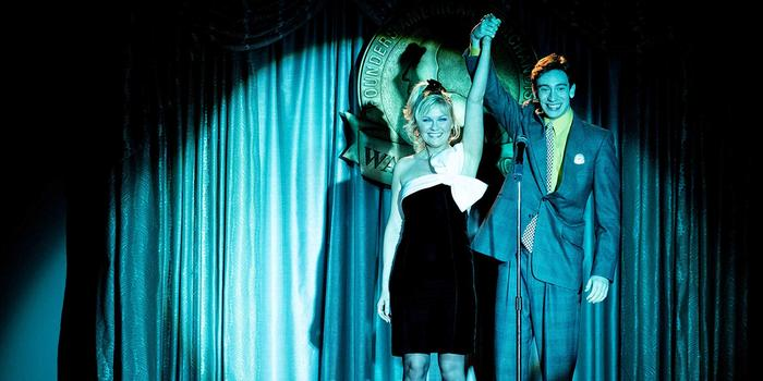 On Becoming a God in Central Florida - Season 1, Kirsten Dunst, Theodore Pellerin