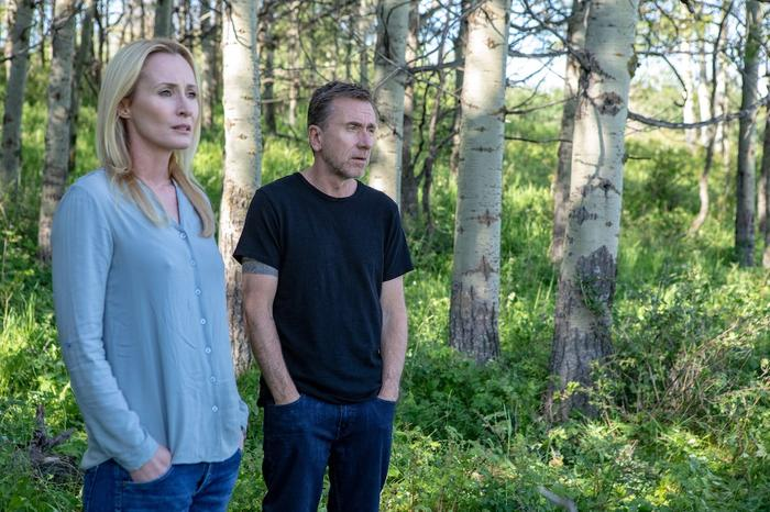 Tin Star - season 2, Tim Roth, Genevieve O'Reilly