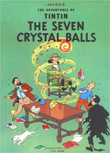 Tintin The Seven Crystal Balls