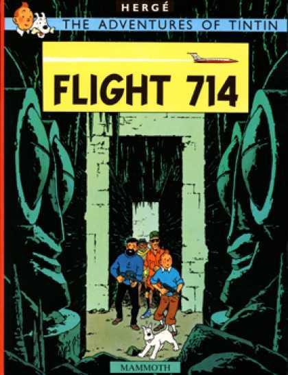Tintin Flight 714 to Sydney