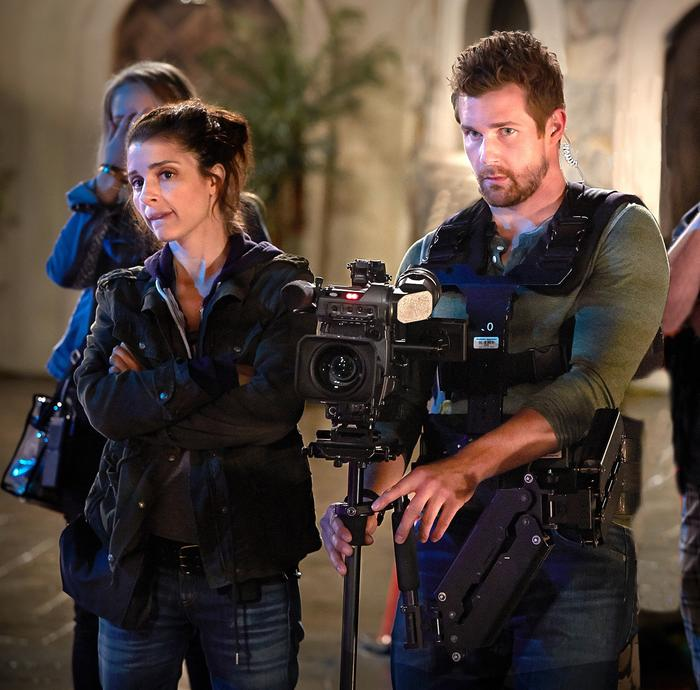 Rachel and Jeremy in UnREAL