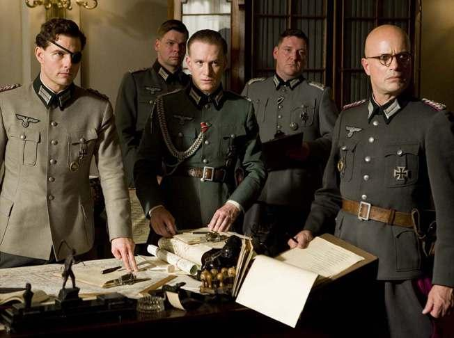 Tom Cruise Valkyrie still Hitler assassination
