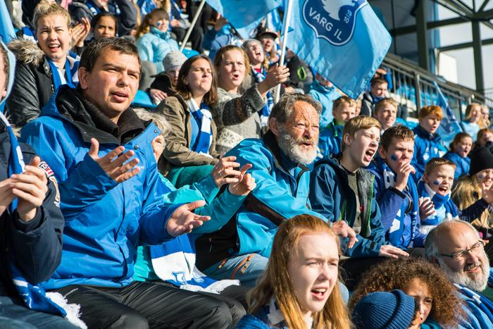 Home Ground, Norwegian TV series, football supporters, Varg IL